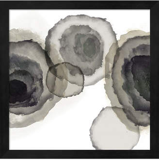 Pi Metaverse Ink Stains Ii By Galerie Framed Art