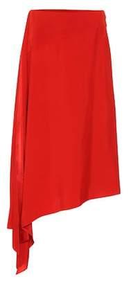 Givenchy Crêpe skirt