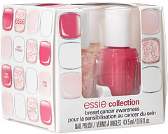 Essie 2014 Breast Cancer Awareness Mini Cube