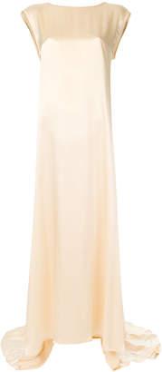 Ann Demeulemeester pleat detail dress