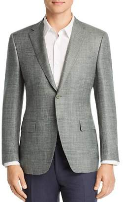Canali Siena Two-Tone Hopsack Classic Fit Sport Coat