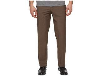 Dockers Solid with Dual Action Straight Fit Pants