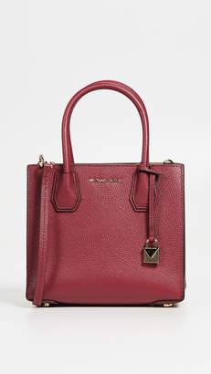 MICHAEL Michael Kors Mercer Medium Messenger Tote