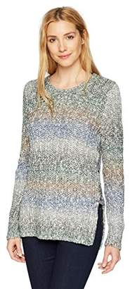 Lucky Brand Women's Side Lace up Sweater