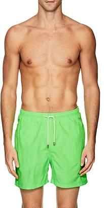Solid & Striped Men's The Classic Swim Trunks - Green