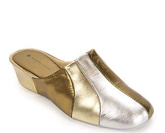 Jacques Levine #1560 - Wedge Slipper