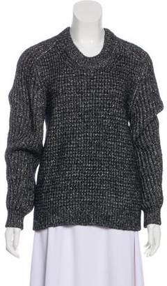 Belstaff Knit Crew Neck Sweater