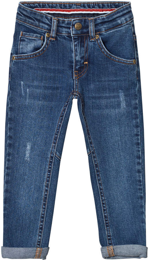 Ebbe Kids Hampus Slim Denim Denim Blue