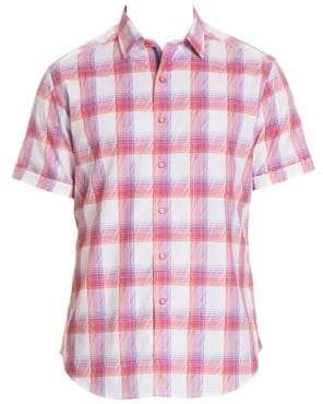 Robert Graham Torres Button-Down Shirt