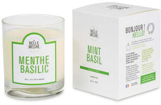 LaBelle Meche Mint Basil Scented Candle, 190 g