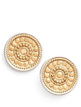 Women's Anna Beck Signature Beaded Stud Earrings $115 thestylecure.com