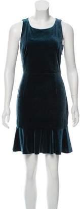 Rebecca Minkoff Velvet Cutout Dress