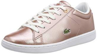 8cc85a2c7 Lacoste Unisex Kids  Carnaby Evo 119 6 Suc Trainers