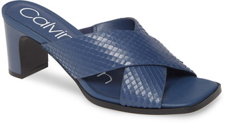Calvin Klein Dylan Armatura Slide Sandal