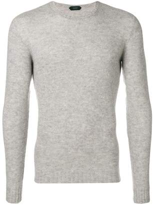 Zanone round neck jumper
