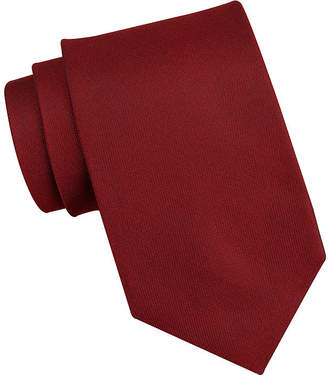COLLECTION Collection by Michael Strahan Solid Tie - Extra Long