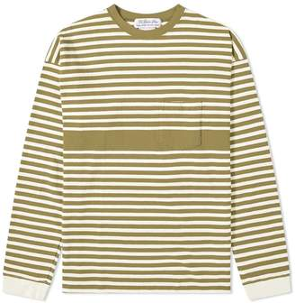Remi Relief Long Sleeve Stripe Tee