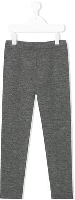 Christian Dior slim-fit trousers