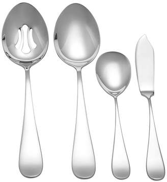 Reed & Barton Flatware 18/10, Dalton 4 Piece Hostess Set