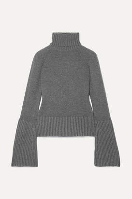 Michael Kors Cashmere Turtleneck Sweater - Anthracite