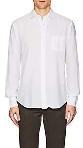 Hartford Men's Cotton Shirt-White