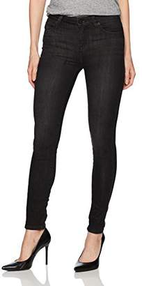 Kenneth Cole Women's Black Studded Jean