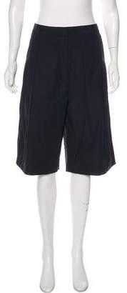 Alexander Wang High-Rise Wide-Leg Pants