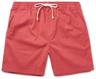 J.Crew Stretch-Cotton Twill Drawstring Shorts