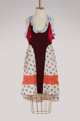 Valentino Sleeveless short dress