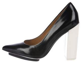 3.1 Phillip Lim Miho Pointed-Toe Pumps w/ Tags