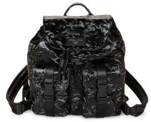 KENDALL + KYLIE Camo Printed Backpack