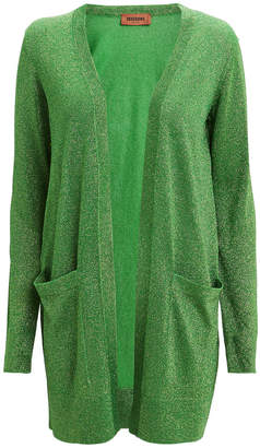 Missoni Green Lurex Cardigan