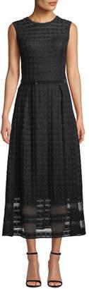 St. John Addison Sleeveless Knit Dress