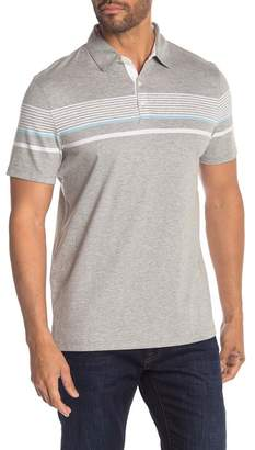 Calvin Klein Engineered Short Sleeve Polo