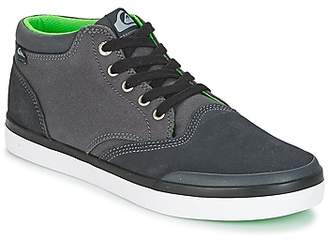 Quiksilver VERANT MID men's Shoes (High-top Trainers) in Black