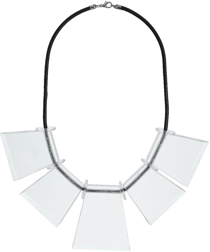 Topshop Mega chunk collar