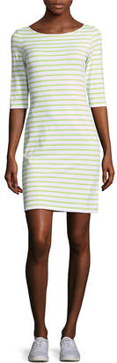 DAY Birger et Mikkelsen St. James Of London Saint James Propriano Striped Shift Dress