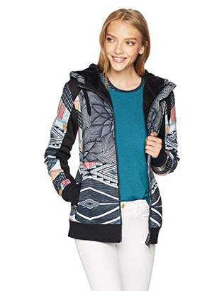 Roxy Snow Junior's Printed Frost Layer Jacket