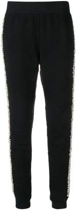 Philipp Plein Rock PP track trousers