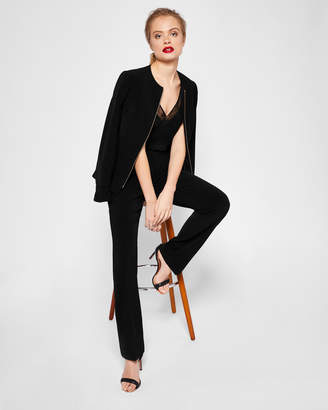 Ted Baker YULIT Kick flare suit trousers