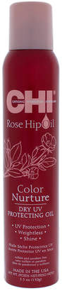 Chi Rose Hip Oil Color Nurture Uv Protecting Dry O