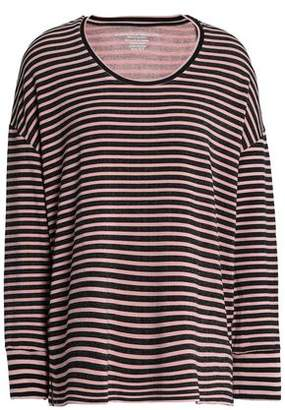 Majestic Filatures Striped Jersey Top