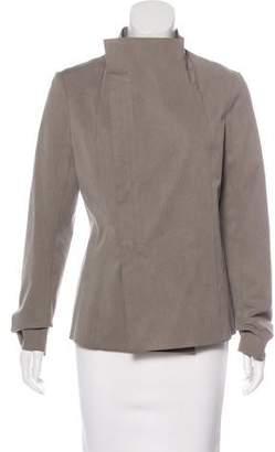 Jarbo Asymmetrical Lightweight Jacket