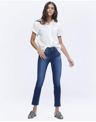 Paige Exclusive Avery Shirt - White