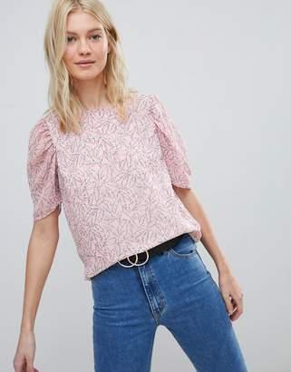 Vero Moda Printed Blouse