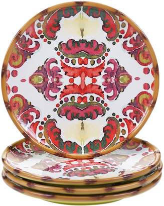 Tracy Porter Imperial Bengal 4-pc. Dinner Plate Set