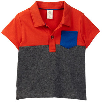 Tucker + Tate Colorblock Polo (Baby Boys) $24 thestylecure.com