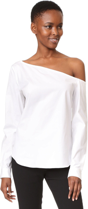 Theory Ulrika Top $235 thestylecure.com