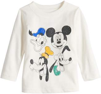 Disneyjumping Beans Disney's Mickey Mouse Toddler Boy Donald, Mickey, Goofy & Pluto Graphic Tee by Jumping Beans