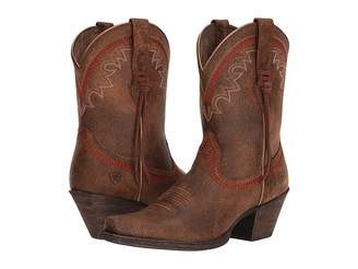 Ariat Round Up Aztec Cowboy Boots